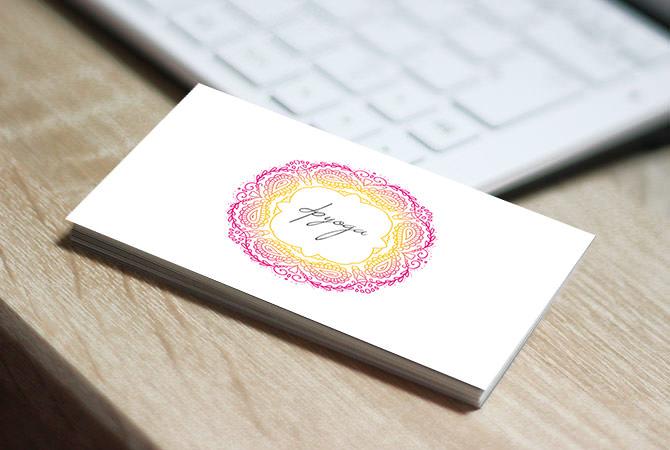 Logodesign Yoga Stuttgart
