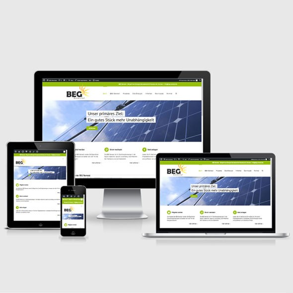 Responsive Webdesign aus Stuttgart.