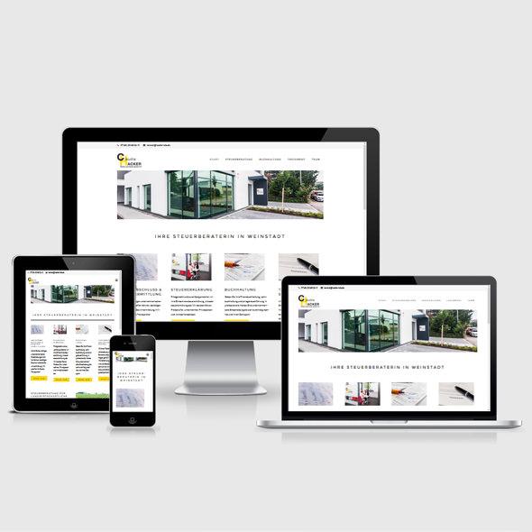 Steuerberatung Webdesign Stuttgart
