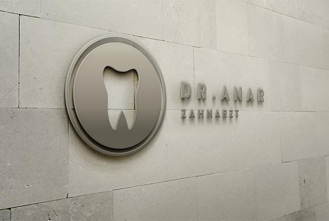 Logodesign Zahnarzt